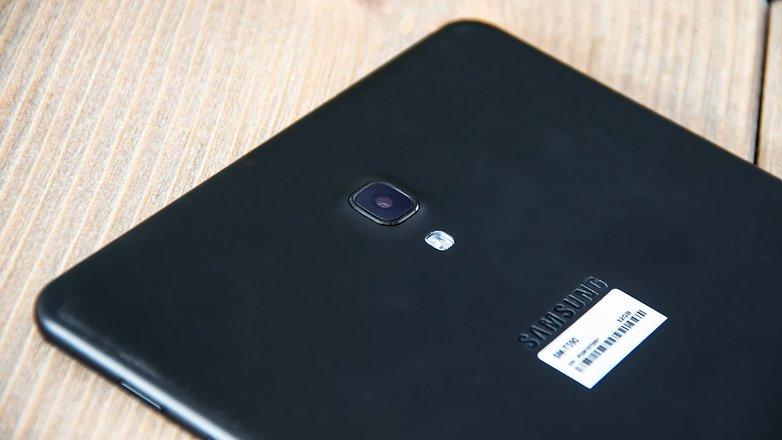 AndroidPIT samsung galaxy tab a camera