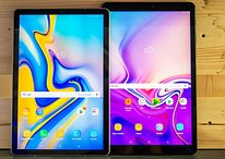 Galaxy Tab A 10.5 hands-on: troppo spavaldo, ma bello