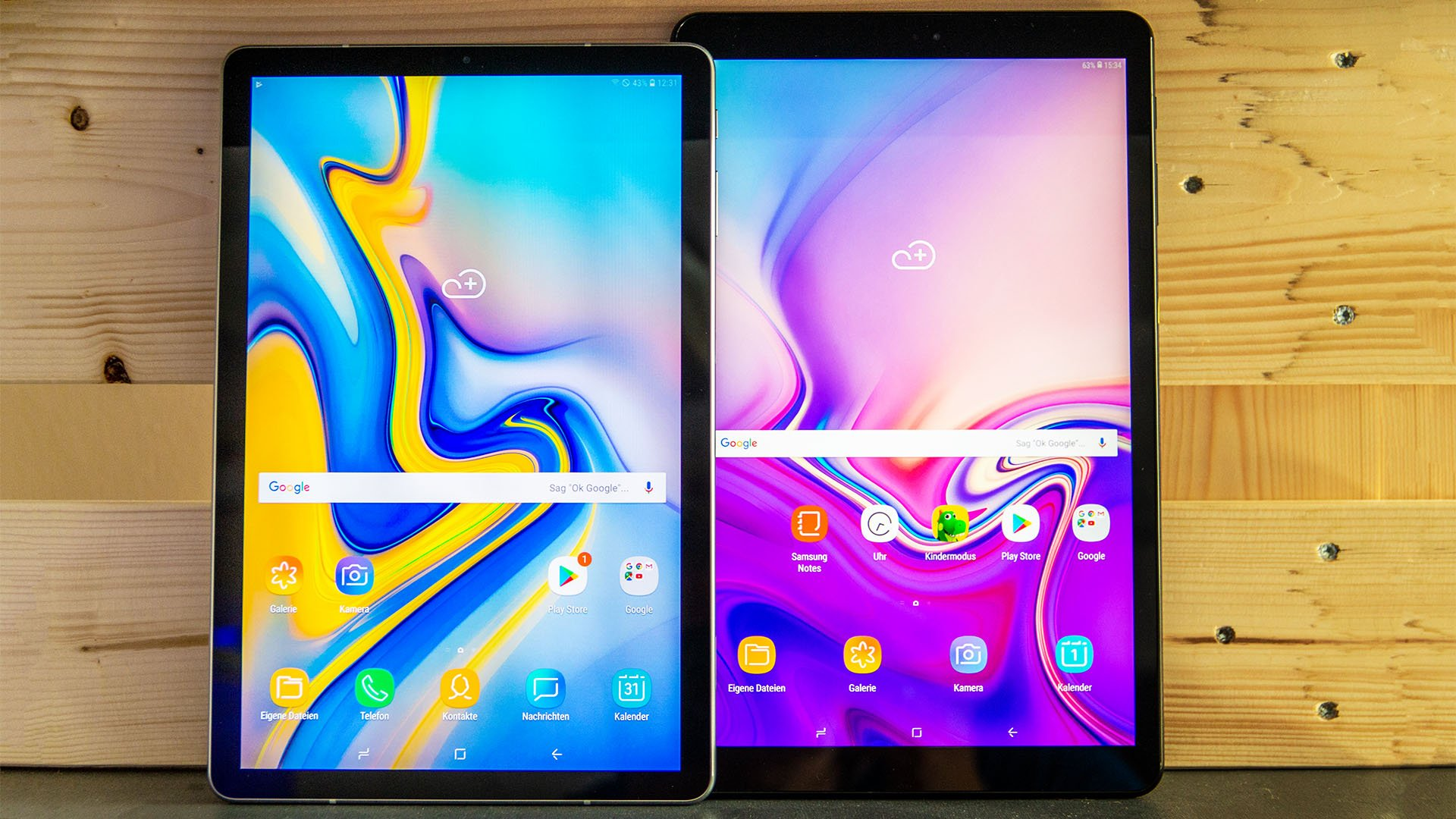Galaxy Tab A 10 5 hands-on: not a powerhouse, but still