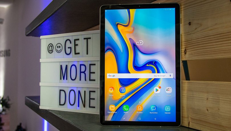 Galaxy Tab S4 hands-on: here to reinvigorate the tablet market