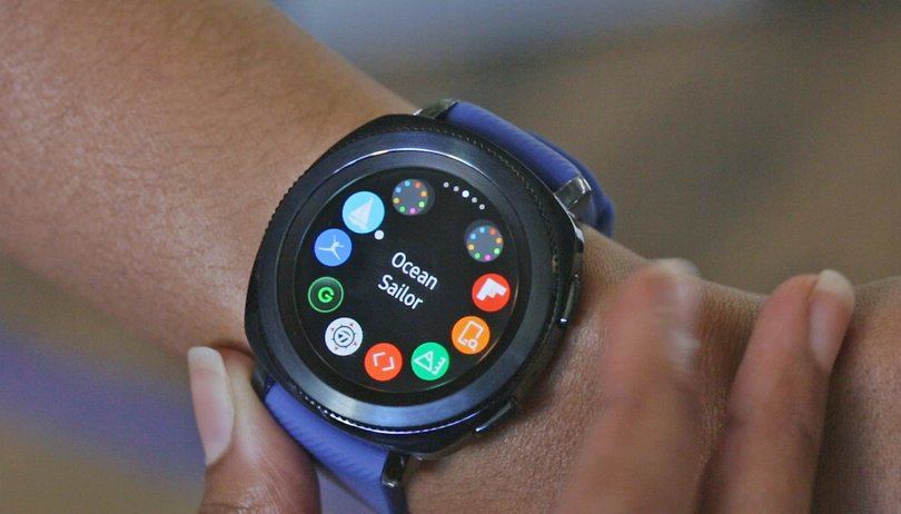 Samsung screws up the timing on Galaxy Watch, leaks it early