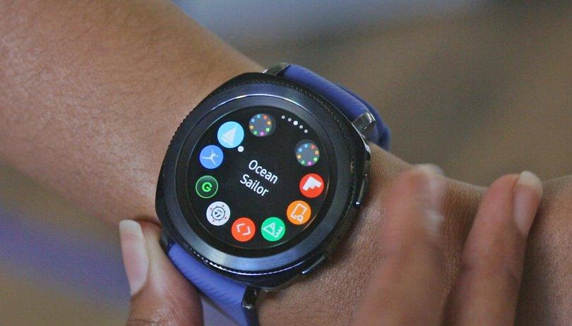 Samsung dévoile par erreur sa Galaxy Watch sur son site Internet !