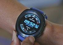 Test de la Samsung Gear Sport : plus petite et plus sportive
