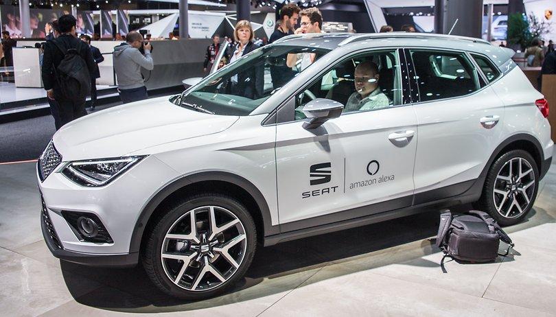 Amazon Alexa débarque dans les voitures en Europe