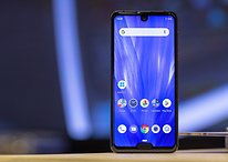 Sharp Aquos R3 hands-on: lo smartphone con due notch