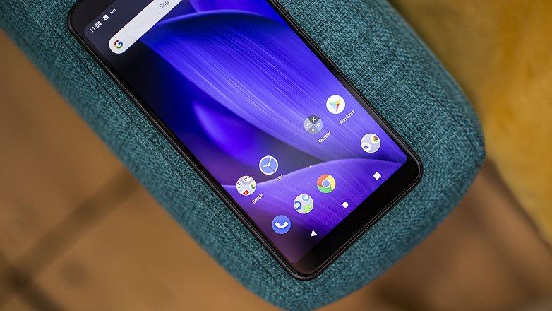 AndroidPIT Sharp C20 Chin