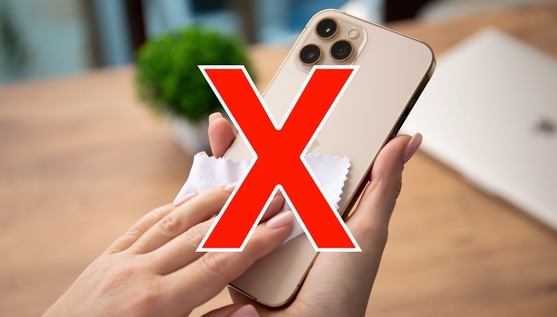 Apple warnt: So solltet Ihr Euer iPhone nicht desinfizieren