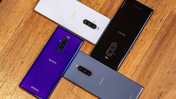 """Xperia 1,  Smartphone dari Sony untuk """"Multi-Tasking"""""""