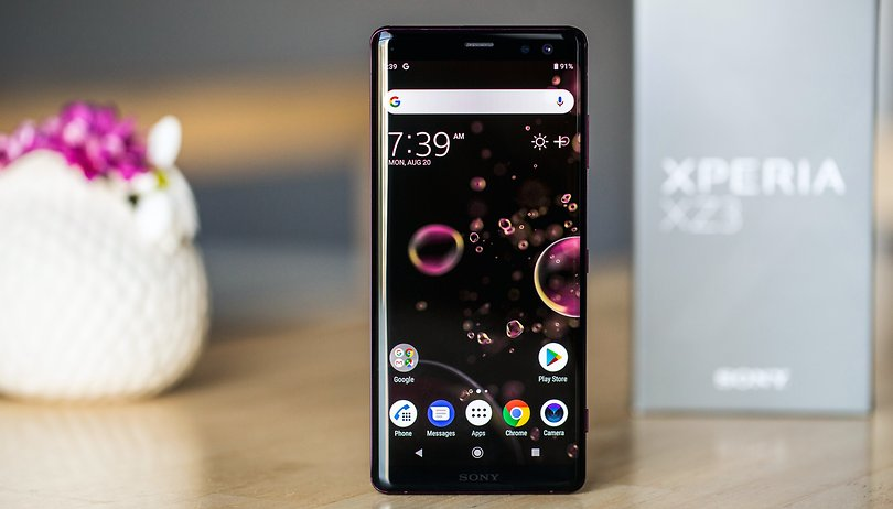 Xperia XZ3 camera test: Sony's chance to redeem itself