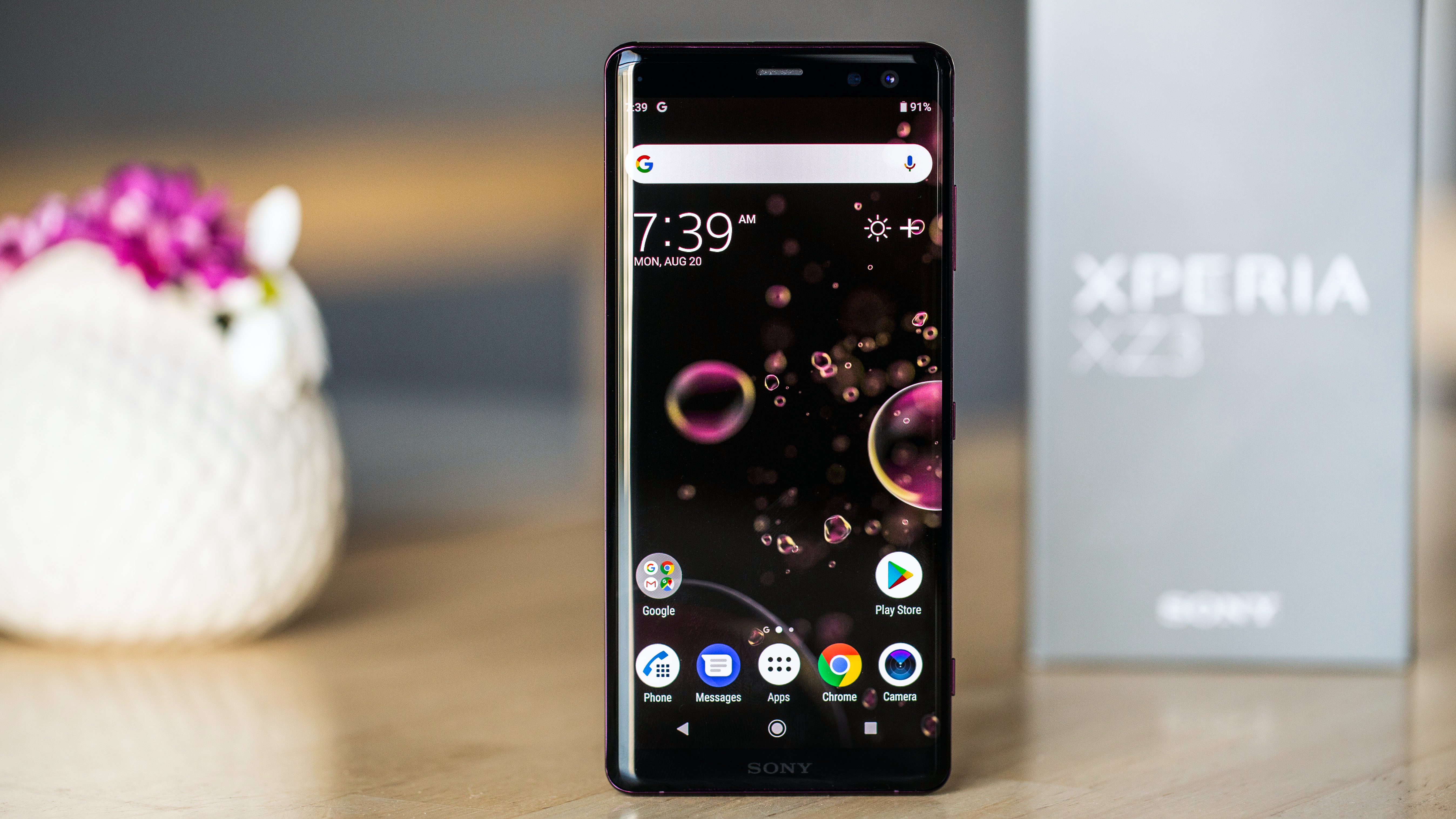 Sony Xperia XZ3 review: a great phone, except for one thing | AndroidPIT