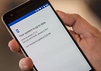 Android P Developer Preview sei für Mitte März geplant
