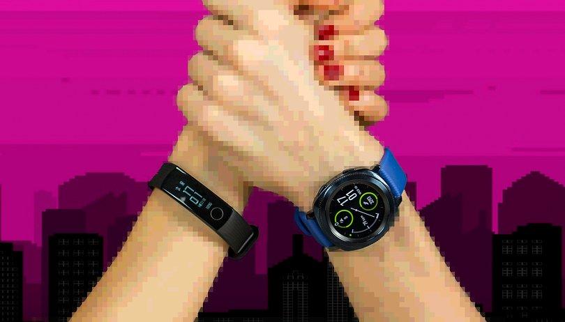 Meglio comprare uno smartwatch o uno smartband?