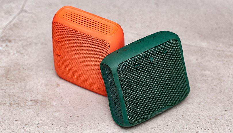 The Teufel Boomster Go is a robust Bluetooth speaker that does stereo