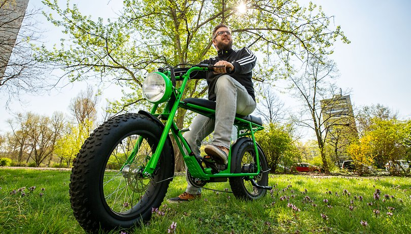 Unimoke: Das E-Bike mit Familienanschluss