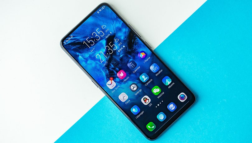 The Vivo NEX display is pure candy for the eyes (and ears)