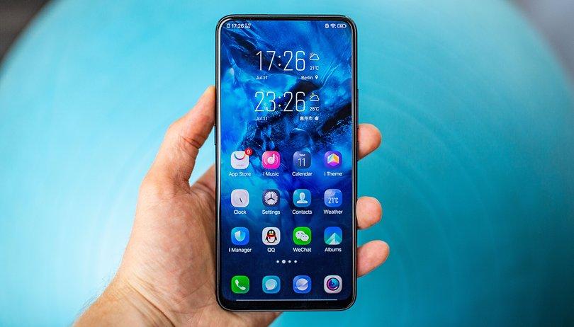 Vivo pode estar preparando smartphone com duas telas e câmera pop-up