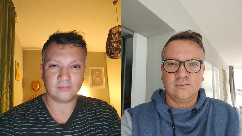 NextPit vivo x51 5g selfies