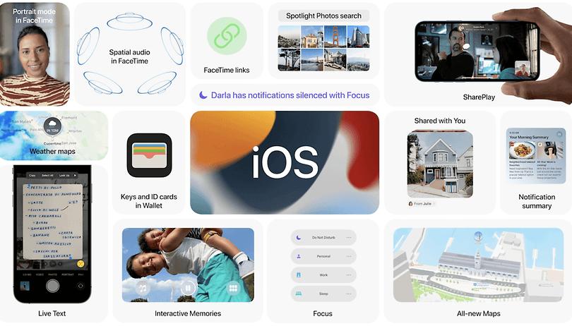 iOS 15: So sieht Drag & Drop auf dem iPhone aus