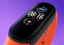 "Xiaomi Mi Band 5 launched: more display and ""MagSafe"" charger"