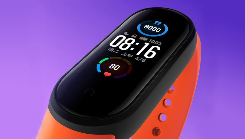 """Xiaomi Mi Band 5 launched: more display and """"MagSafe"""" charger"""