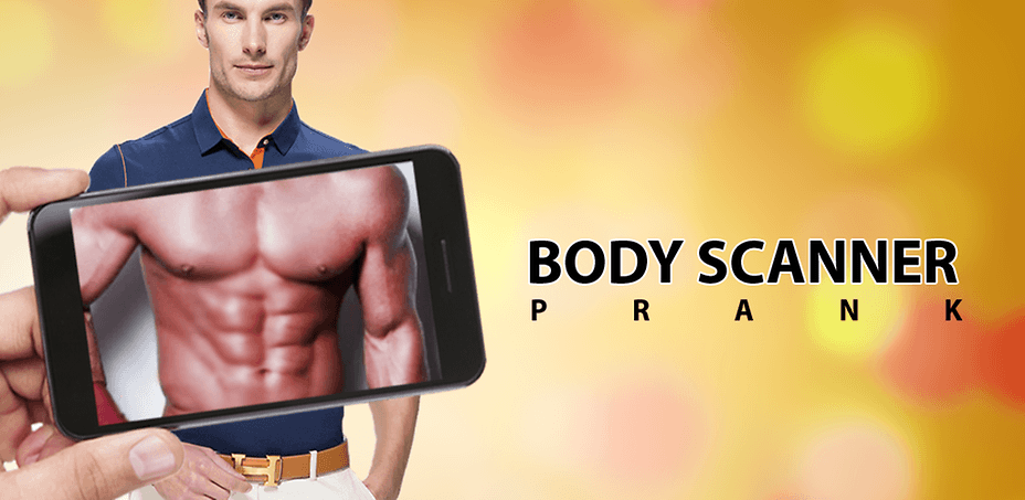 Body Scanner Xray New Girl Cloth Scanner Prank | AndroidPIT Forum
