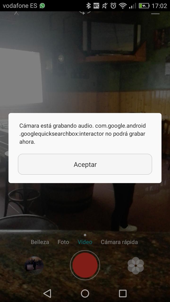 Huawei P8 Lite Error Al Grabar Foro Androidpit