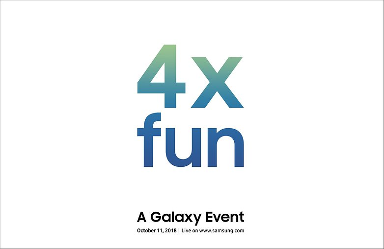 01. Samsung A Galaxy Event Official Invitation