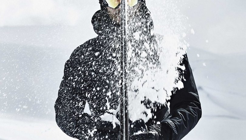 Kjus 7Sphere Hydro Bot: the ski jacket that gets rid of sweat