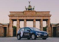 WeShare: VW startet Carsharing mit E-Golf und E-Up in Berlin
