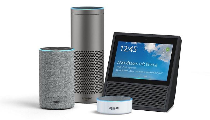 Echo Plus, Connect, Show und Buttons: Amazons neue Alexa-Riege