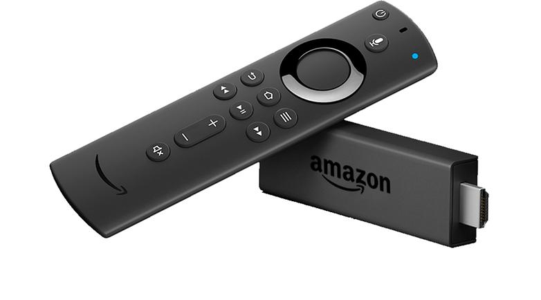 Fire TV Stick mit neuer Alexa Sprachfernbedienung