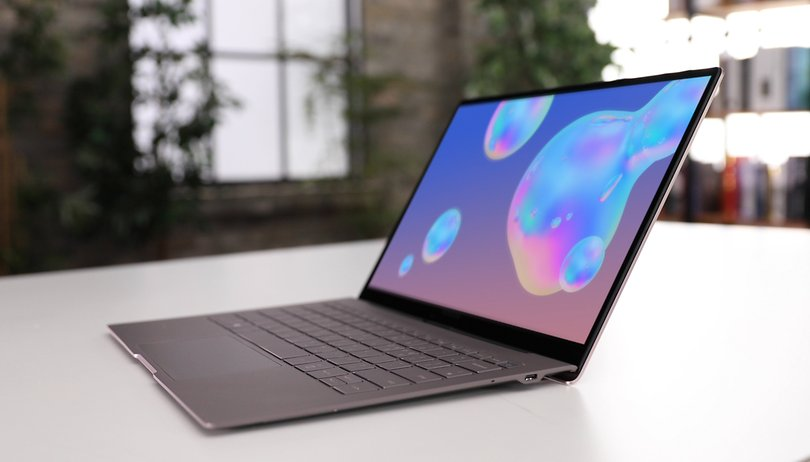 Samsung Galaxy Book S: Die extra leichte Portion Windows