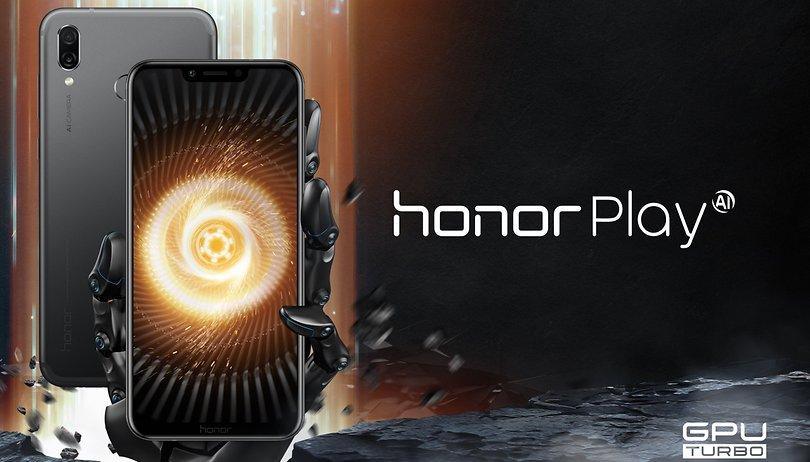Le Honor Play déjà officiel en Allemagne : grand écran et GPU Turbo au programme !