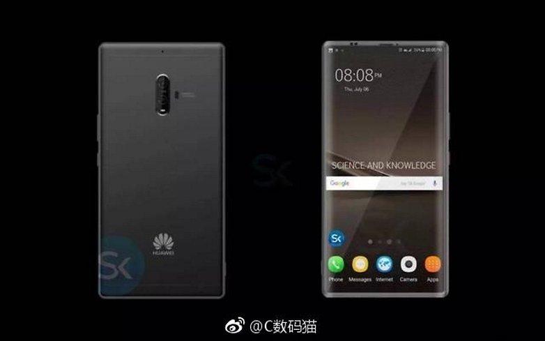 Huawei Mate 10 Leak 1