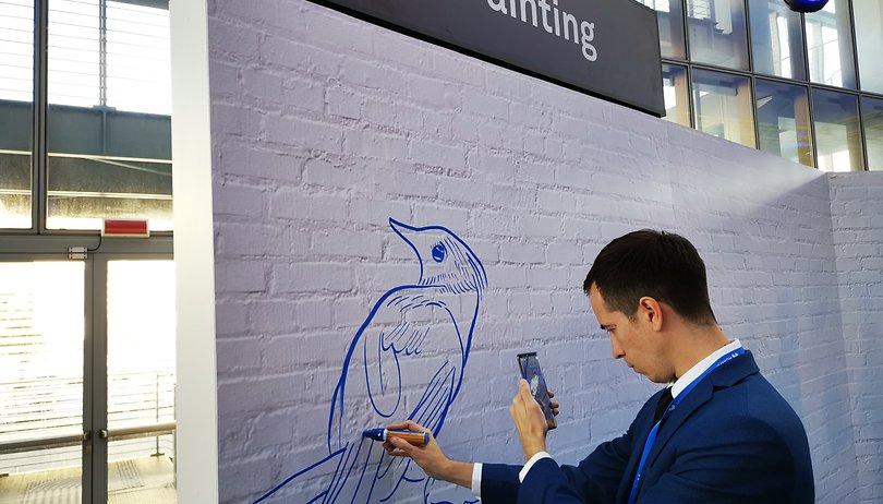 SketchAR: Mit AR zum Meistermaler werden