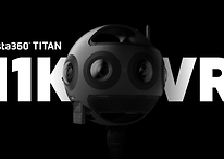 8 lenses and 11K: Insta360 Titan for VR professionals