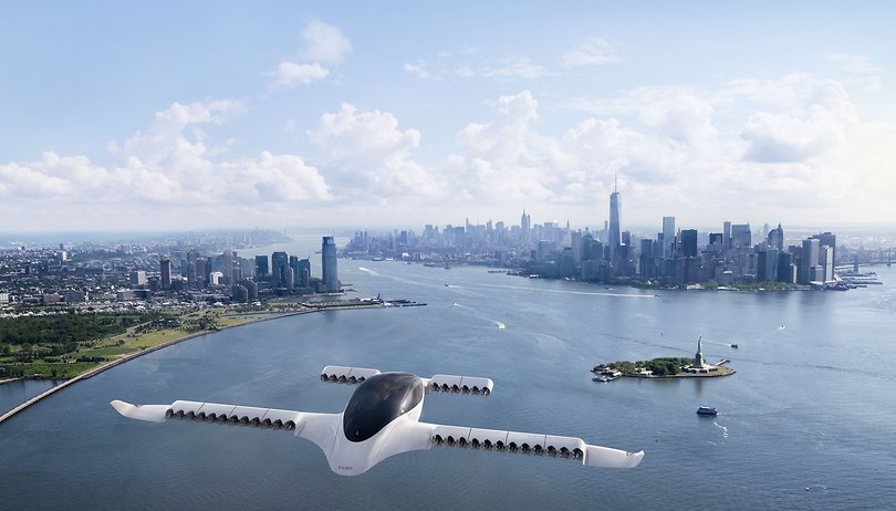 World's first air taxi makes maiden flight, without a pilot
