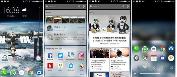 Microsoft Launcher ausprobiert: iPhone-Look aus Redmond