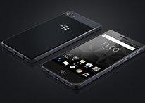 Blackberry Motion mit dickem Akku und Wasserschutz