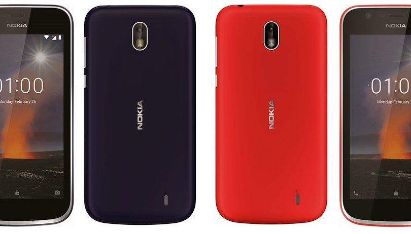 Nokia 1: Günstiger wird es nicht mehr