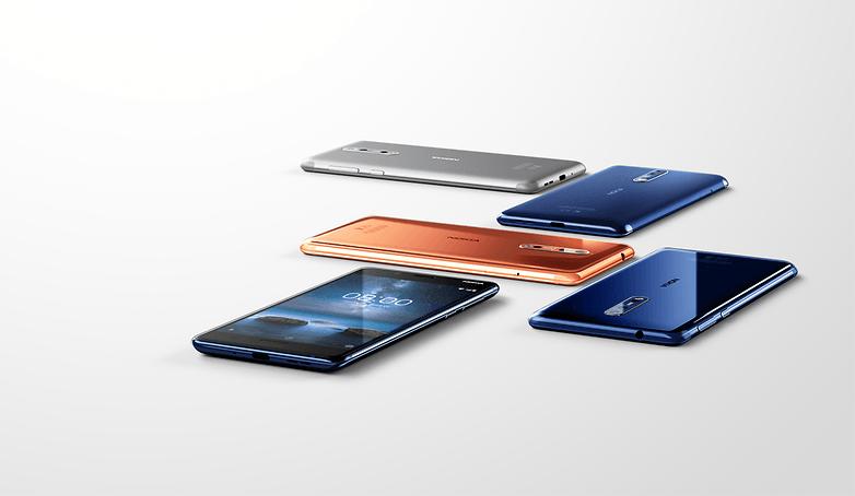Nokia 8 Family 2