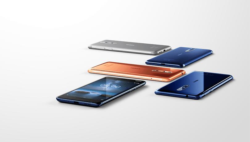 Nokia 8 è ufficiale!