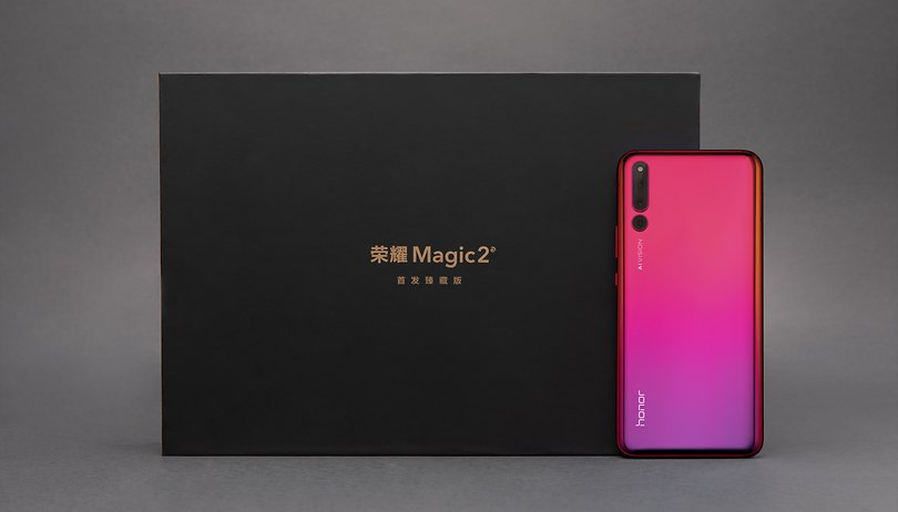 Honor Magic 2: First official images revealed