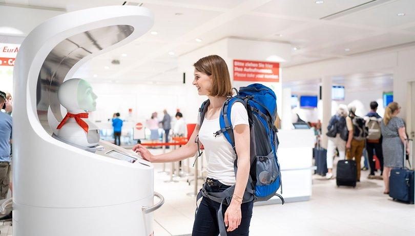 Semmi: Die neue Roboter-Assistentin ist ein Abbild der Deutschen Bahn