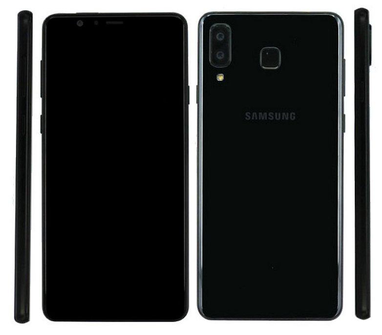 Samsung Galaxy S9 Mini SM G8850