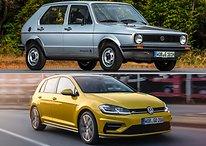 #TBT - 45 años más tarde, cuesta reconocer al Volkswagen Golf