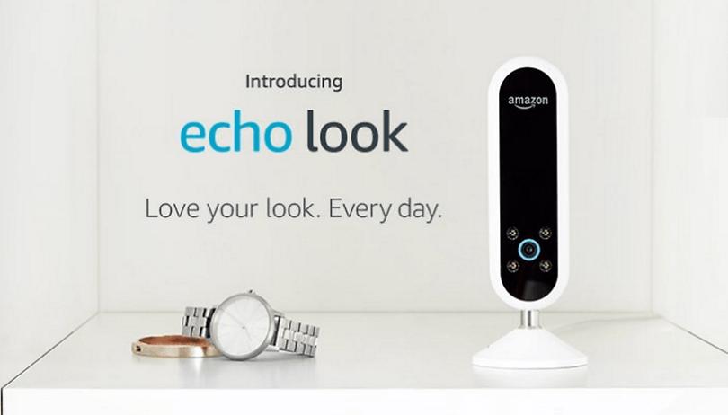 Avec Echo Look, Amazon veut vous habiller (à sa manière)