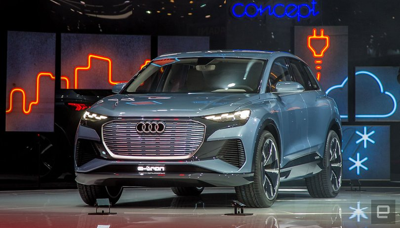 Audi's E-Tron SUV recalled in the US with battery issue