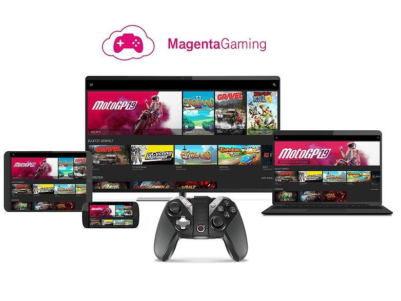 Magenta Gaming: Wird Game-Streaming der Schlüssel für 5G?