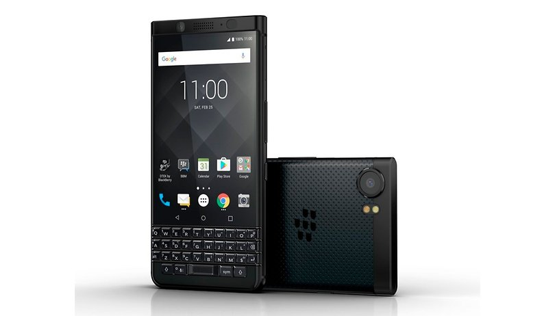 Le Blackberry KEYOne Black Edition débarque